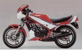 YAMAHA RD350LC II YPVS (83-86) PARTS