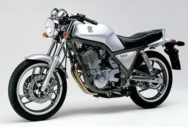 YAMAHA SRX400 TWIN SHOCK MODEL PARTS