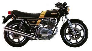 YAMAHA XS500 MODELS PARTS