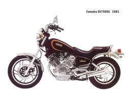 YAMAHA XV750SE (PRE VIRAGO) (80-84) PARTS