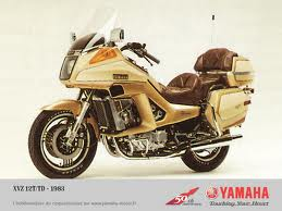 YAMAHA XVZ12TD VENTURE (85-87) PARTS