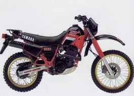 YAMAHA XT600 TRAIL (84-94) PARTS