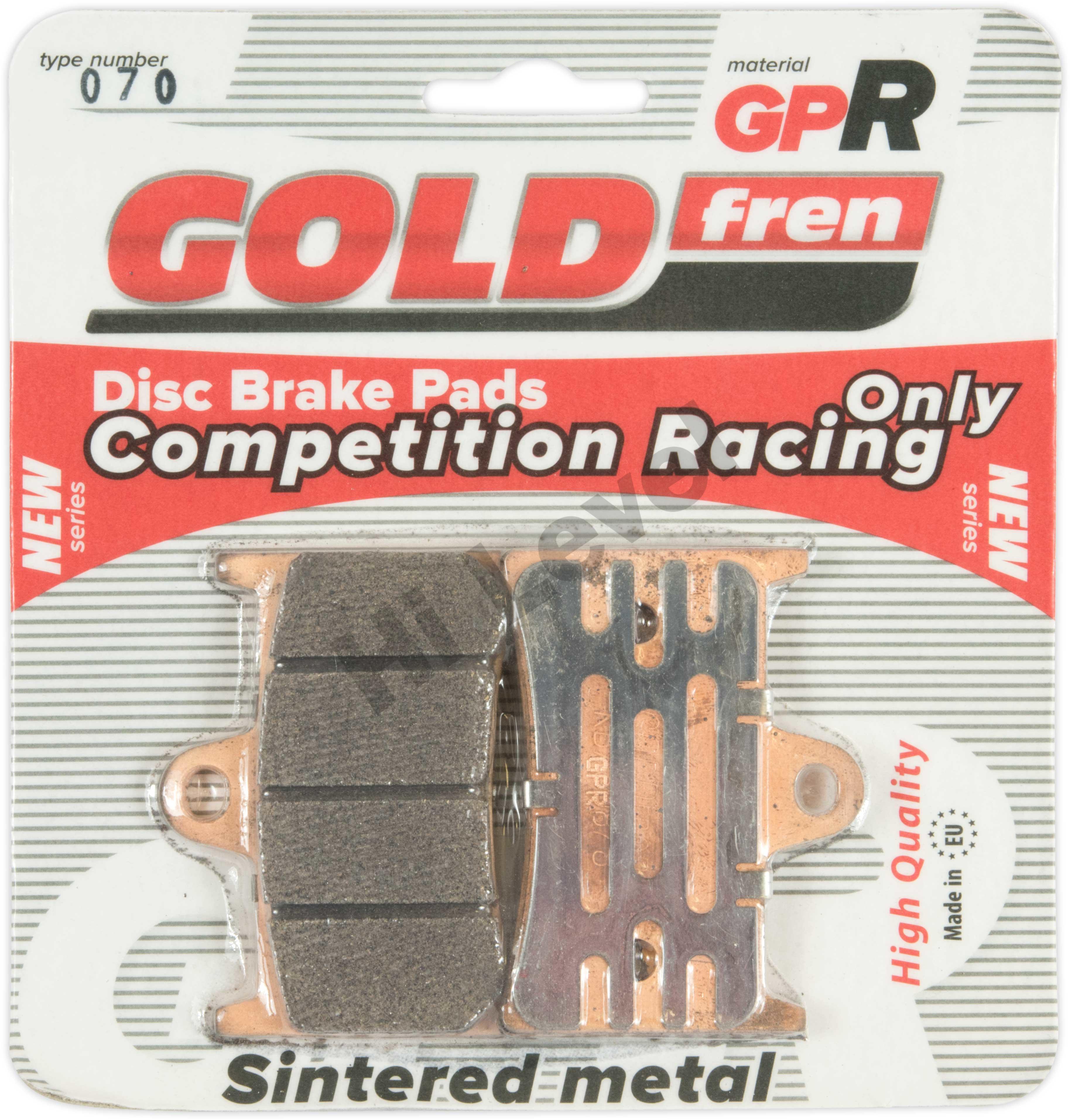 Goldfren GP5-177 Pair FA322 Disc Pads