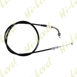 HONDA PULL CX500Z, A, B 7198-1984 THROTTLE CABLE