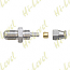 MALE HOSE END 10MM x 1.25MM CONVEX ON TO BRAKE HOSE STAINLESS