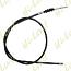 YAMAHA YB100 1973-1992 FRONT BRAKE CABLE