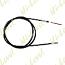 MALAGUTI F12 50 REAR BRAKE CABLE