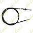 PIAGGIO ZIP REAR BRAKE CABLE