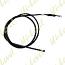 PIAGGIO ZIP, PIAGGIO RST50 REAR BRAKE CABLE