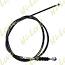 PIAGGIO ZIP 50 4T REAR BRAKE CABLE