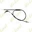 KAWASAKI AE50, KAWASAKI AE80, KAWASAKI AR50, KAWASAKI AR80 THROTTLE CABLE