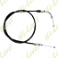 SUZUKI EN125 DRUM THREADED FITTED OUT OF CARB THROTTLE CABLE