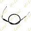 YAMAHA PULL FZR1000 1989-1990 THROTTLE CABLE