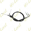 YAMAHA COMPLETE XJR1300 2000-2006 THROTTLE CABLE