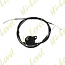 DERBI GPR50 2004 THROTTLE CABLE