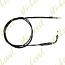 APRILIA SR50 DI-TECH (ELECTRIC OIL PUMP) THROTTLE CABLE