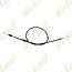 KAWASAKI PUSH KLR600B1-B9, A3, A5 1985-1994 THROTTLE CABLE
