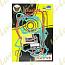 SUZUKI RM125 X, Y 1998-2000 GASKET FULL SET