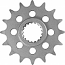 244-16 FRONT SPROCKET KTM 950 ADVENTURE, 990 SUPERDUKE, 950 SUPER ENDURO