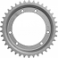 PUCH MAXI 454-38 REAR SPROCKET