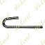 STAINLESS STEEL 201 PIPE OD 40mm, ID 37.5mm STRAIGHT & 180