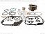 HONDA C50, C70, 6V BIG BORE KIT ALUMINIUM Ø51MM 49CC STOCK HEAD USING STOCK HEAD