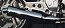 Honda NTV600, Revere, NT650, (RC31) 88-91 Predator System with R/BAFFLE IN S/STEEL