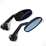 Mirror MR101 BLACK Pair