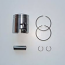 SUZUKI AP50, TS50ER EARLY MODELS (STD to 1.00mm oversize) PISTON KIT JAPAN