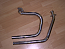 HONDA NT650 DEAUVILLE 98-06 FRONT DOWNPIPES PAIR IN S/STEEL