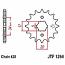 1264-17 FRONT SPROCKET CARBON STEEL
