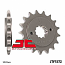 1372-17 FRONT SPROCKET CARBON STEEL