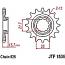 1535-15 FRONT SPROCKET CARBON STEEL