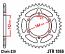 1068-46 REAR SPROCKET CARBON STEEL