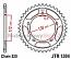 1304-47 REAR SPROCKET CARBON STEEL
