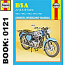 BSA A7, BSA A10 TWINS/ STAR TWIN/ SHOOTING STAR/ ROAD ROCKET WORKSHOP MANUAL