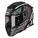 Airoh Helmet GP500 Full Face Drift Black Matt (SIZES XS to XL)
