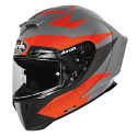 Airoh GP550S Full Face Helmet - Vektor Orange Matt (SIZES XS to XL)