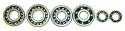HONDA MT50 & MB50 COMPLETE ENGINE Ball bearing set