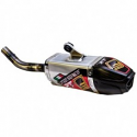 KTM SX125, EXC125 2005-15 Factory Racing Silencer by Fresco Italy
