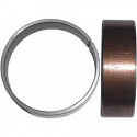 FORK BUSHINGS (OUTER) OD 45mm, ID 41mm, WIDTH 15mm, THICKNESS 2mm (PAIR)