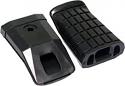 Footrest Front Rubbers Honda, GL1500 92-03, PC800 PACIFIC COAST (SINGLE)