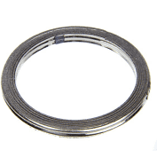 EXHAUST GASKET ALLOY FIBRE OD 36mm, ID 29mm, THICKNESS 6mm