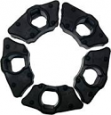 Sprocket DAMPER Rubbers Honda GL1500 90-00, NT650, NT700 98-07, PC800 set of 5