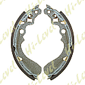 DRUM BRAKE SHOES S628 170MM x 32MM (PAIR)