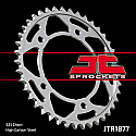 1877-41 REAR SPROCKET CARBON STEEL