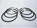 HONDA CB250K, CL200, CJ250 .50 PISTON RINGS FULL TWIN SET (JAPAN)