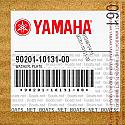 YAMAHA 90201-10131-00 WASHER,PLATE TDM850