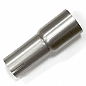 EXHAUST LINK PIPE 37MM TO 51MM IN STAINLESS