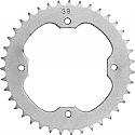 413-39 REAR SPROCKET KAWASAKI KXF250A TECATE 1987-1988